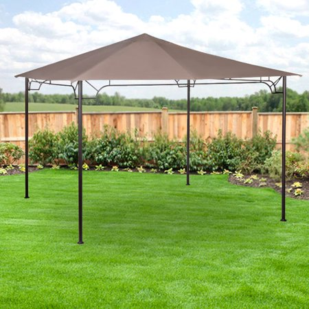 Garden Winds Replacement Canopy Top For 10 X 10 Accented