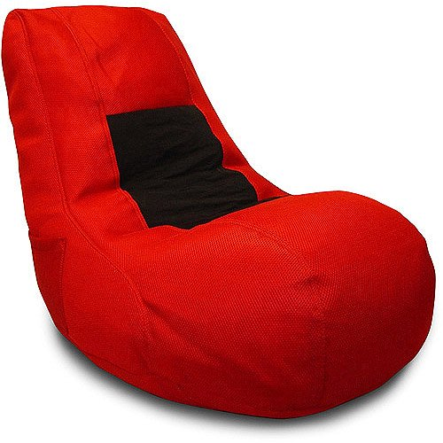ace bayou mesh video gaming bean bag with lycra sweet spot. Black Bedroom Furniture Sets. Home Design Ideas