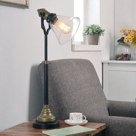 Kenroy Home Outlook Oil Rubbed Bronze Table - Oil Rubbed Bronze Accent Lamp