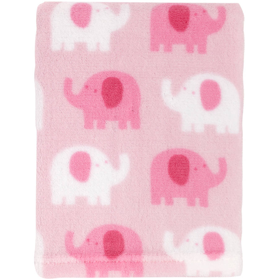 Garanimals Printed Blanket, Elephant
