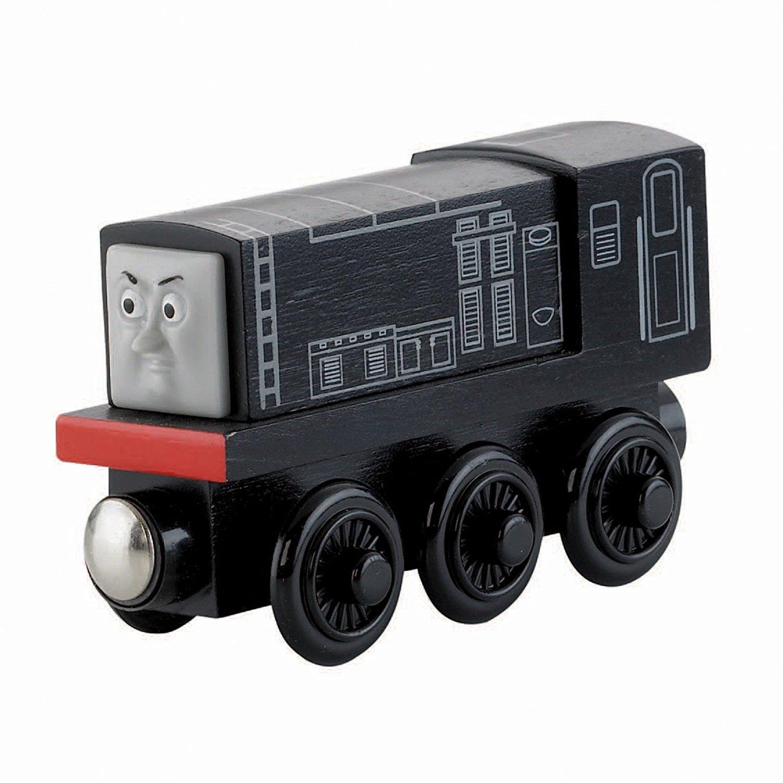 Fisher-Price Thomas the Train Wooden Railway Diesel By FisherPrice