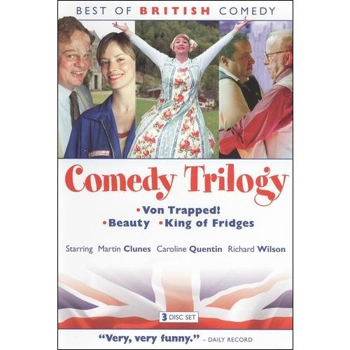 Best Of British Comedy: Comedy Trilogy