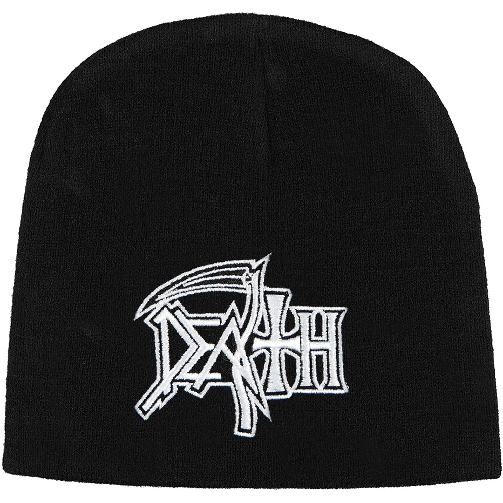 Death Men's New Logo Beanie Black