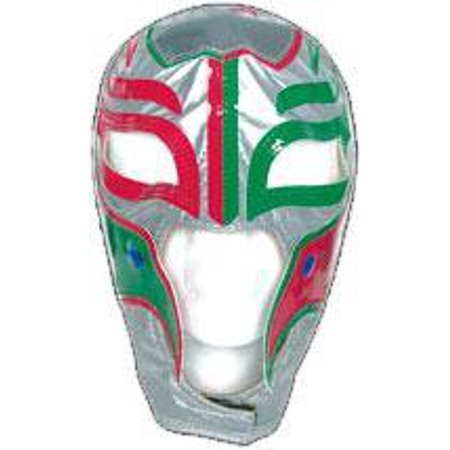 WWE Wrestling WCW Rey Mysterio Replica Mask [Youth, Mexican (Pics Of Rey Mysterio Without His Mask)