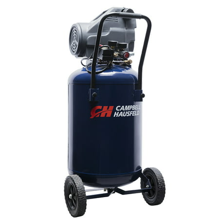 Central Pneumatic Air Compressor (Campbell Hausfeld DC200100 20 Gallon 1.3 HP Oil-Free Air)