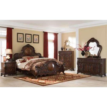 Victoria 6-piece Bedroom Set Eastern King Set