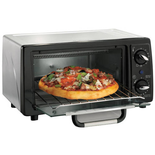 Proctor Silex 4-Slice Toaster Oven, 31140A