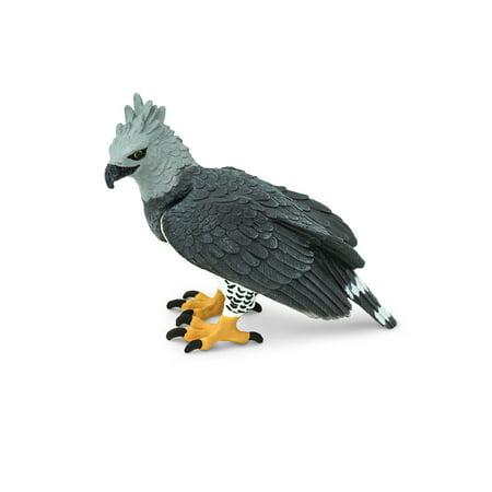 Wings of the World Birds Harpy Eagle Safari Ltd Animal Educational Toy Figure](Safari Animals Toys)