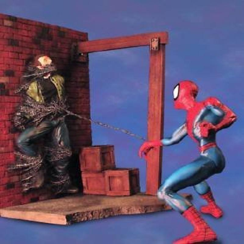 Marvel Select Ultimate Spider-Man by
