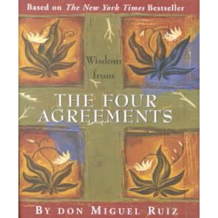Wisdom from the Four Agreements (Don T Take Anything Personally 4 Agreements)
