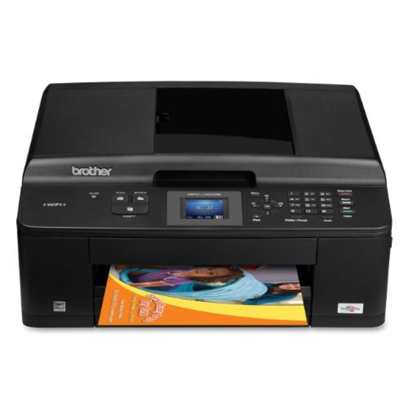 Brother Printer MFC-J425W Multifunction Printer/Copier/Fa...