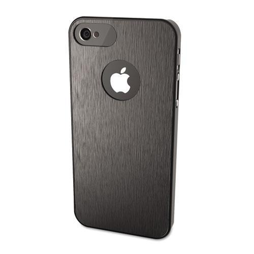 Kensington 39680 Aluminum Case for iPhone 5, Black