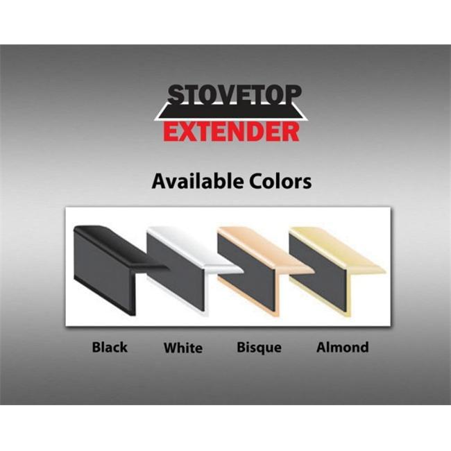 Stovetop Extender SE24BI 24 Inch Stovetop Extender - Bisque