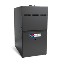 "HVAC Direct Comfort by Goodman DC-GMS Series Gas Furnace - 80% AFUE - 40K BTU - 1 Stage - Upflow/Horizontal - 14"" Cabinet Width"