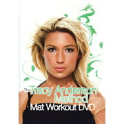 The Tracy Anderson Method: Mat Workout (DVD)