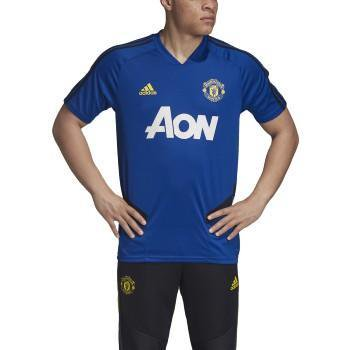 adidas Men's Manchester United Training Jersey | DX9029 Manchester United Training Top