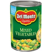Del Monte Mixed Vegetables, 14.5 Oz