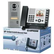 Master/Door Station Kit,24VDC,6-7/16 AIPHONE ISS-IPMDV
