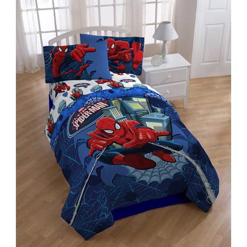 Spiderman Comforter