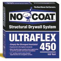 Bullnose Drywall Corners - CORNER DRYWALL 4.5INX100FT