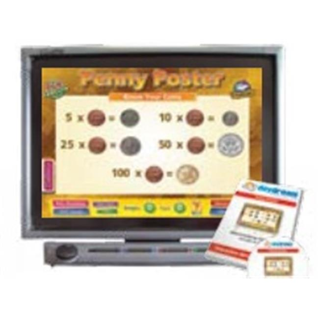 Daydream Education DD-MA-5-08 Penny Poster Interactive Software , Single User