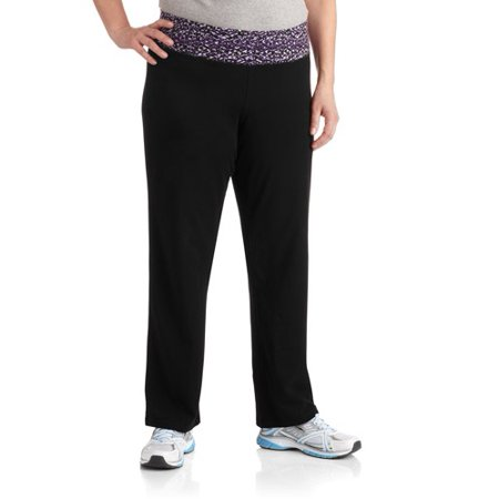 6ca7706da4ec07 Danskin Now - Danskin Now Women's Plus-Size Yoga Pant - Walmart.com