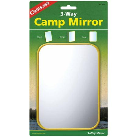 - Coghlan's 650 Camping Mirror, 5