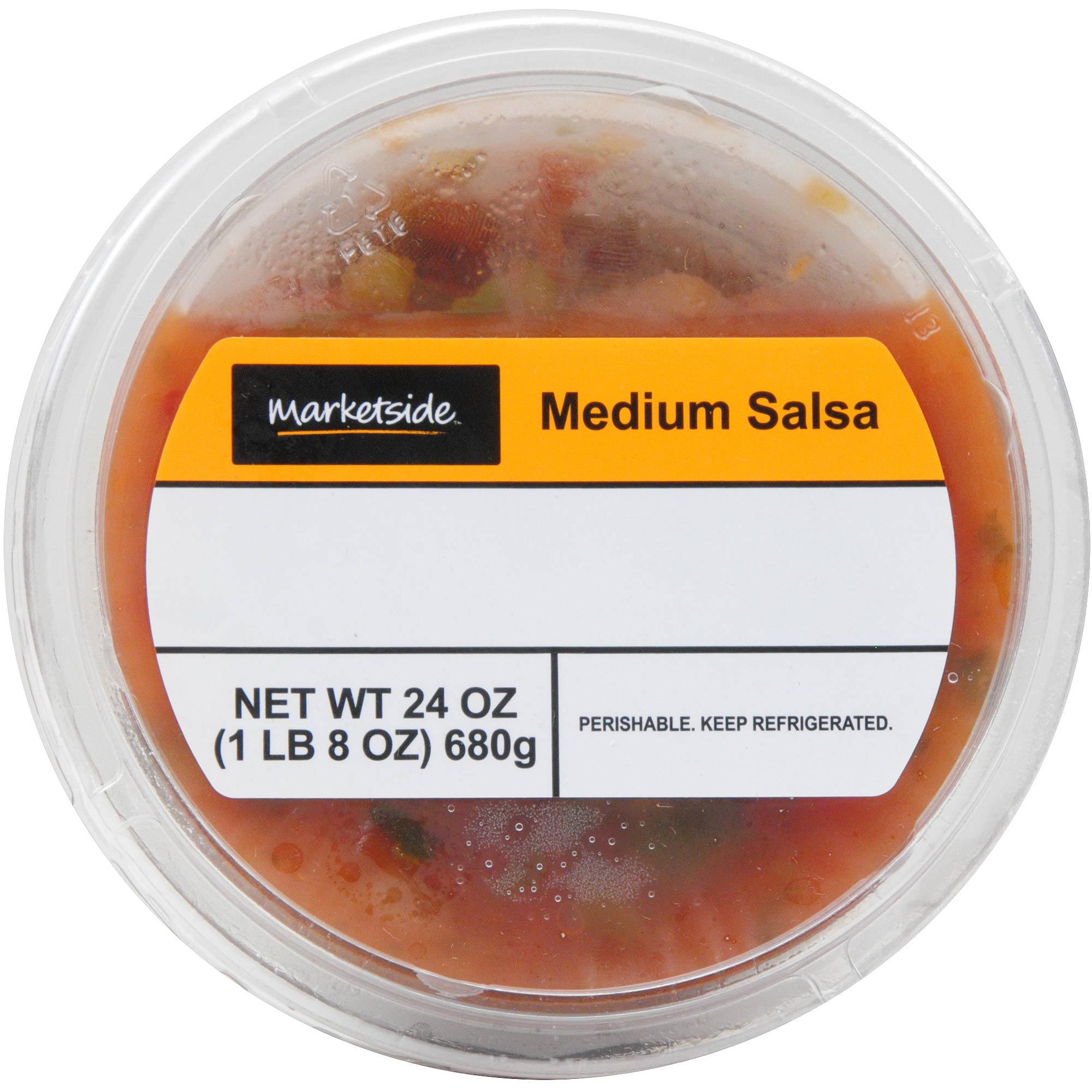 Marketside Medium Salsa, 24 oz