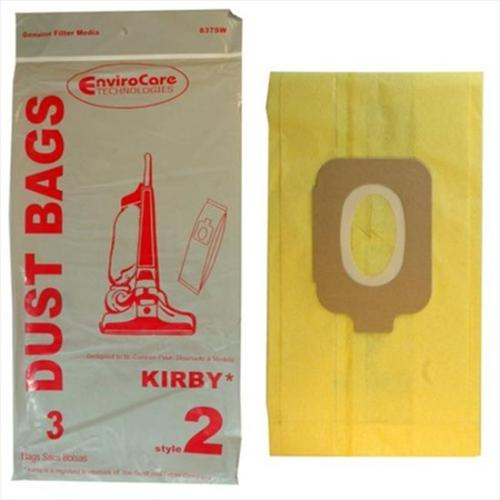 Kirby VFBU48243002 Vacuum Bags Style 2 For Heritage I Hd