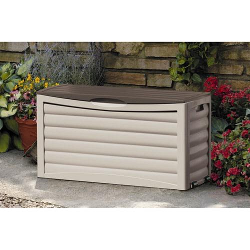 Suncast 63-Gallon Deck Box