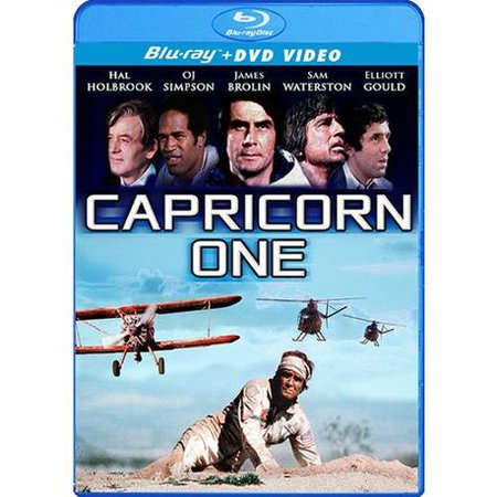 Capricorn One  Blu Ray   Widescreen