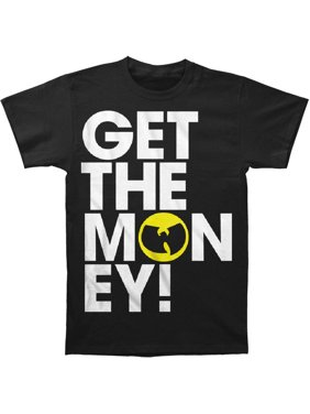 b37fe2d84233 Product Image Wu Tang Clan Men's Get The Money! T-shirt Black
