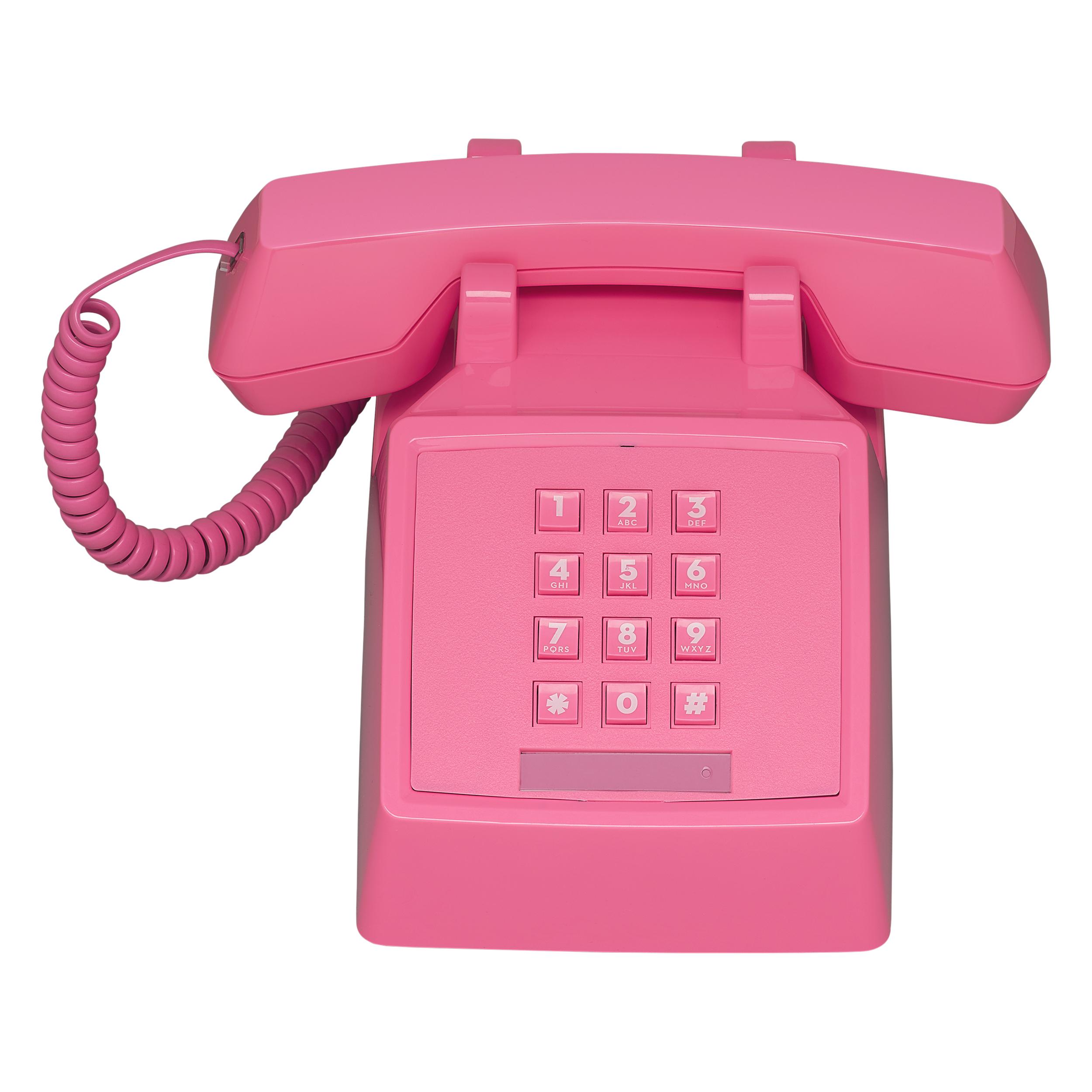 Retro 2500 Series Corded Landline Phone