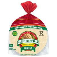 Guerrero White Corn Tortillas 25 oz. Package