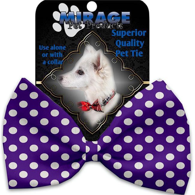 Pet accessory Royal Blue Dog Bow tie Wedding collar birthday gift