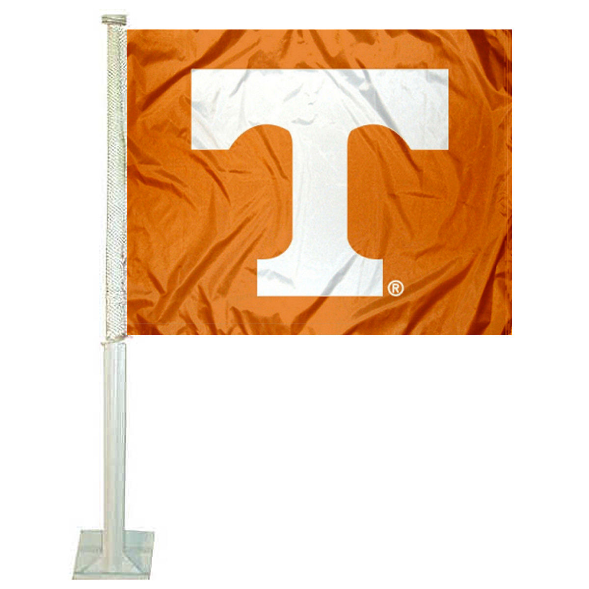 "University of Tennessee Power T 12"" x 15"" Car Flag"