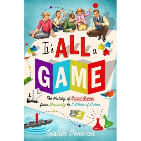 It's All a Game - eBook