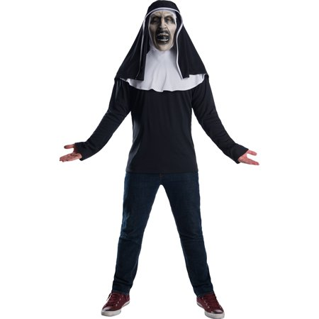 Adult The Nun Movie Horror Costume - Horror Movie Costumes