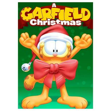 Garfield Christmas.A Garfield Christmas 1987 Walmart Com