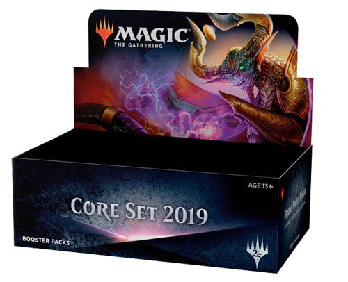 MTG Magic the Gathering Core 2019 Booster Box: 36 packs (540 cards) by Wizards of the Coast