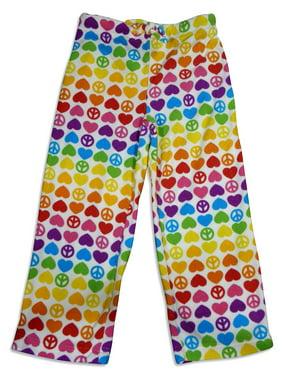 Bee Posh - Big Girls Cozy Fleece Pajama Pant - Sleep Pants Fits Little Girls thru Womens - 30 Day Guarantee - FREE SHIPPING