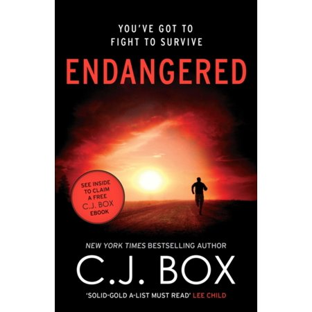 Endangered (Joe Pickett) - Endangered Book