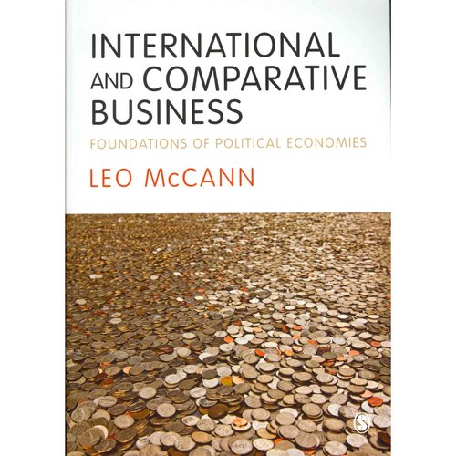 International and Comparative Business : Foundations of Political Economies