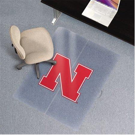 ES Robbins Corporation Nebraska Logo Carpet Foldable Chairmat