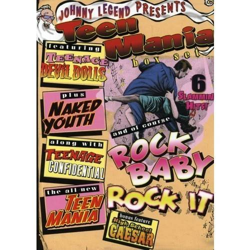 Johnny Legend's Teen Mania by