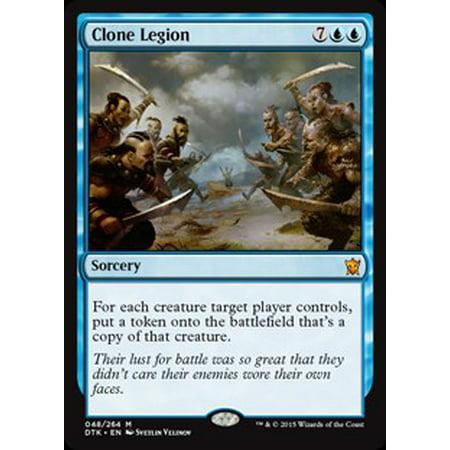 MtG Dragons of Tarkir Clone Legion [Foil]