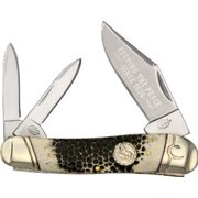 Colt Knives 479 Congress Pocket Knife with Buckshot Bone Handles Multi-Colored