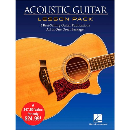 Acoustic Guitar Lesson Pack -