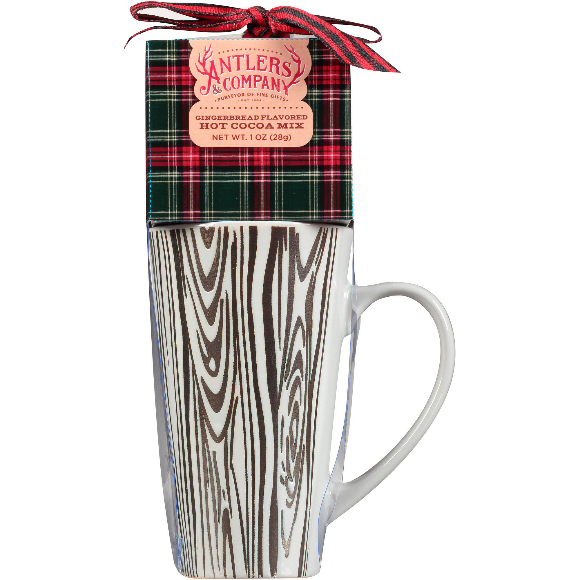 Antlers & Company Hot Cocoa Mix Gift Set, 2 pc