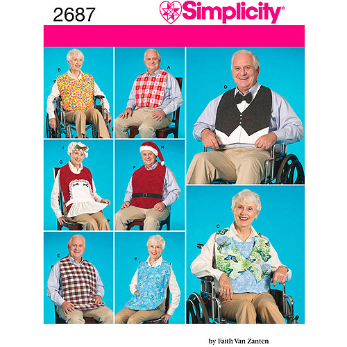 SIMPLICITY CRAFTS-ONE SIZE